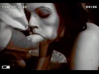 Poor Slut Fucked In Basement