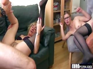 Isabella And Debbie French Anal