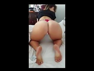 Naughty Wife With A Hot Ass Getting Fucked And Spanked