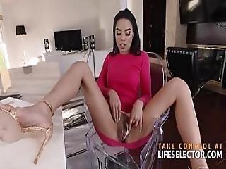 Maya Bijou - Sweet Latina Fucked Hard