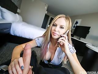 loira, broche, garagnta funda, hardcore, milf, mamã, sexy