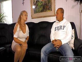 Amatør, Clitoris, Fræk, Tysk, Matur