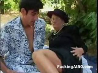 Granny outdoors cunt licked, free adult tv shows