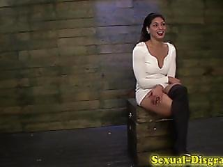 Slaves Ass Bdsm Toyed