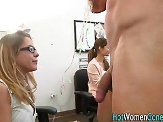 Cfnm Latina Milf Cum Face