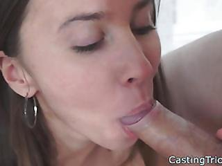 Euro Babe Filmed Fucking At Casting Audition