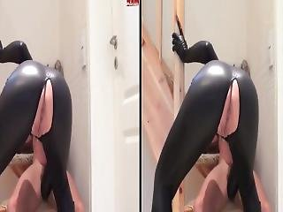 Sexy Catwoman Fucks Sbs 3d Adapted