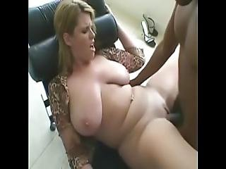 Thick Stepmom Gets Her Married Bald Pussy Destroyed By Bbc