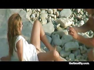 Thesandfly Fun And Sex Games On The Shores