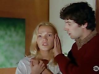 Brigitte Lahaie In La Nuit Des Traquees 1980 Jean Rollin