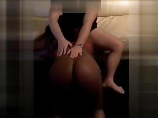 Beautiful Black French Girl Worship Arabian Cock