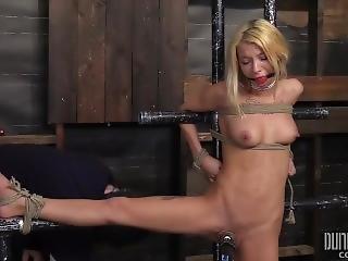 Blond Teen Slut Bdsm 4