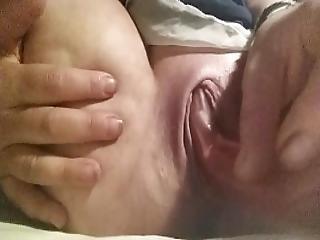 Cumming Hard See Pussy Pulsating
