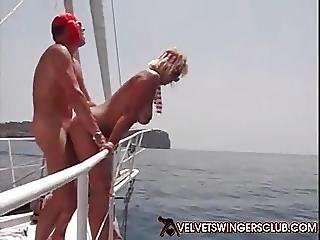 Boat, Couple, Gangbang, Groupsex, Milf, Old, Orgy, Sex, Swingers