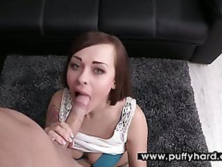 Aktion, Babe, Blowjob, Sædshot, Europæisk, Hardcore, Oral, Fisse, Fisse Til Mund, Sex, Sluger