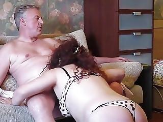 Gorgeous Smashed Wifes Pussy Hard Fuck
