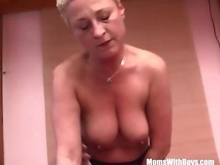 Mama S Old Wet Pussy Requires A Hefty Price