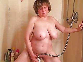 Hot Body Granny Cumming Again By Marierocks