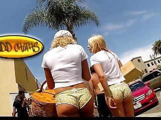 Candid Bikini Compilation - California Gurls