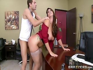 Brazzers   Alison Tyler Has A Little Office Fun