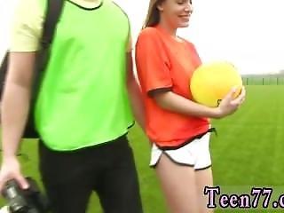 Emma Heart Blowjob And Emo Teen Brunette Fucks Dutch Football Player