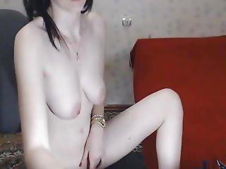 Sexy Nasty Honey Masturbate On Webcam