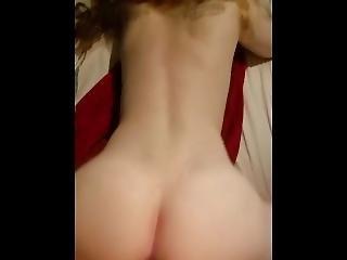 Sexy Small Girl Creams On My Dick