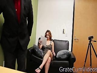 Scarlet Rose New Porn Star Stops By Today For Some Fun Gratecumvideos