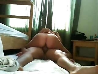 Hot Brunette Takes A Cock - Hidden Camera - More On Onlineporn.ml