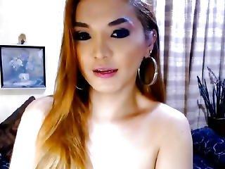 Azjatka, Ciemne, Orientalna, Trans, Transseksualista