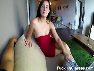 Fucking Glasses - Her Pussy Is A Fucking Delight