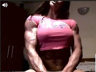 Musclegirl Cam Vascular Flex