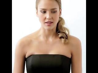 Jessica Alba - Glamour Magazine