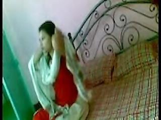 Lusty Bangladeshi Couple Sextape