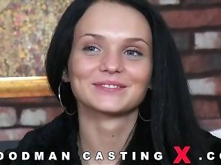 Russian Teen Brunette Casting