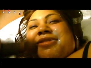 Bbw Butta Soft Gets Cum On Her Face On Bbwhighway.com