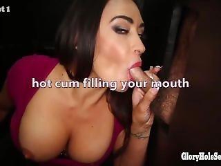 Gloryhole Cum Slut