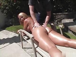 Mellanie Monroe Knows How Important It Is For A Horny Guy To Be