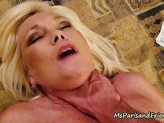 Paris Is One Sneaky Sexy Slut!