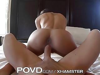 Povd Exotic Teen Handcuffed And Fucked Hard