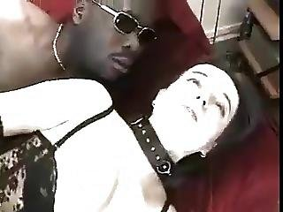 White French Sex Slave Gets Discipline From Her Master