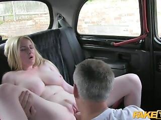 Ass, Big Ass, Big Tit, Outdoor, Taxi