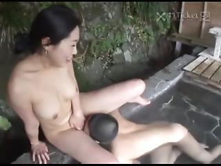Rin And Myu S Lesbian Threesome Uncensored Jav