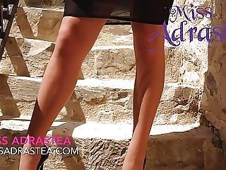Nylon Goddess Miss Adrastea