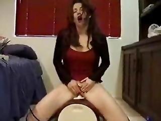 Multi Anal Orgasm On Sybian