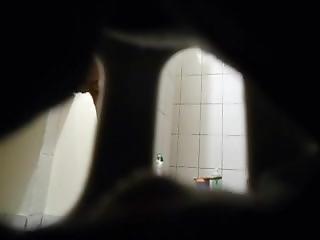 My Cute Asian Friend In The Shower