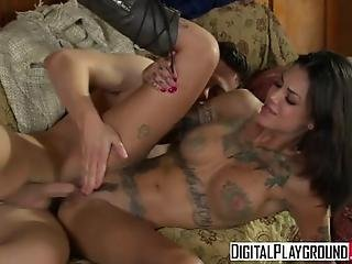 Digitalplayground  Sisters Of Anarchy  Episode   Appetite For Destruction