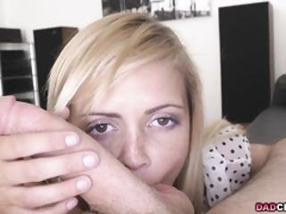 Madison Hart Is Daddys Favorite Fuck Buddy