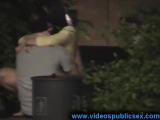 Clip #41 _ Voyeurismo Public Sex