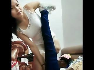 Lak/lae Amputee Girl
